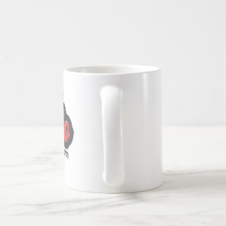 Cup with customized code QR