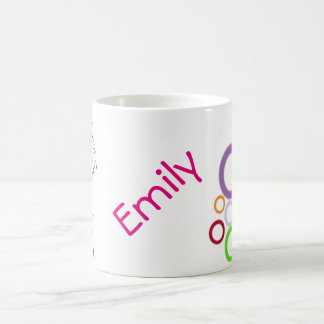 cup with Emily name