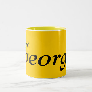 Cup with name