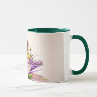 Cup with passion flower 02