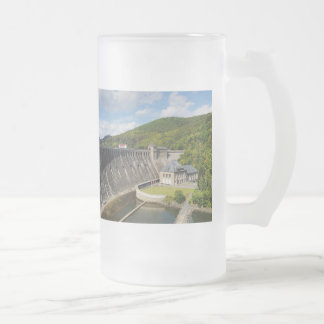 Cup with photo of the Edersee and closed