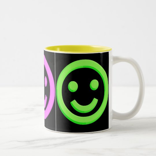 cup with sonrrisas