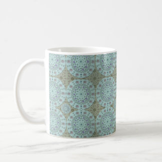 cup with turquoise ornamentation sample