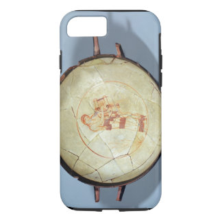 Cup without foot, standing Muse playing the lyre, iPhone 8/7 Case