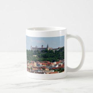 Cup Wuerzburg fortress Marienberg