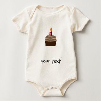 cupcake1b baby bodysuit