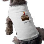 cupcake1b dog t-shirt