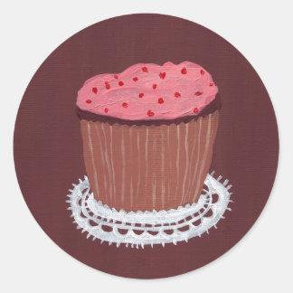 cupcake2_sm pegatinas redondas