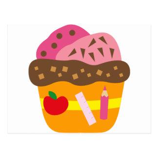 cupcake8 postcard