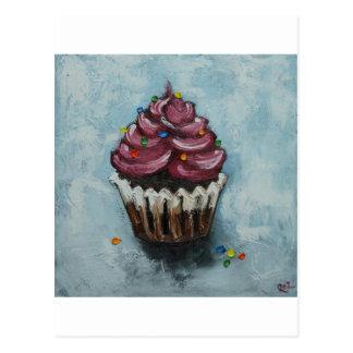 Cupcake#109 Postcard