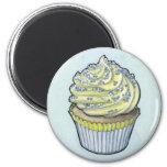 cupcake #130 refrigerator magnet