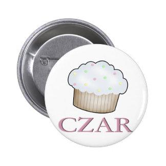 Cupcake 2 2 inch round button