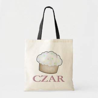 Cupcake 2 canvas bags