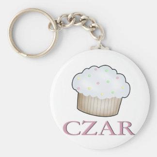 Cupcake 2 keychain