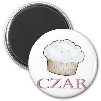 Cupcake 2 refrigerator magnets