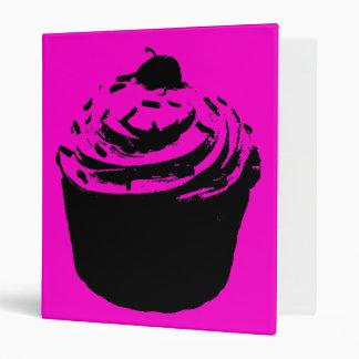 cupcake 3 ring binders