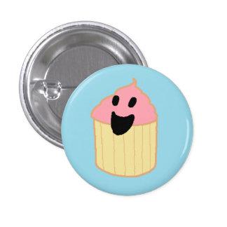 Cupcake 4 pinback button