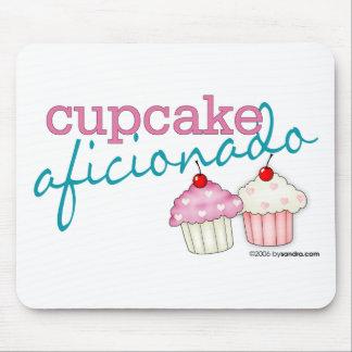 Cupcake Aficionado Mouse Pads