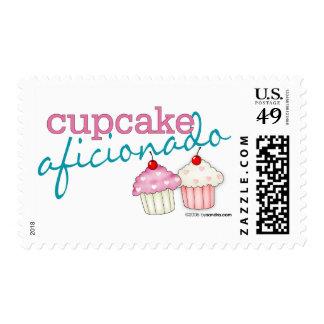 Cupcake Aficionado Stamp
