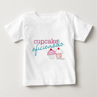 Cupcake Aficionado T-shirt