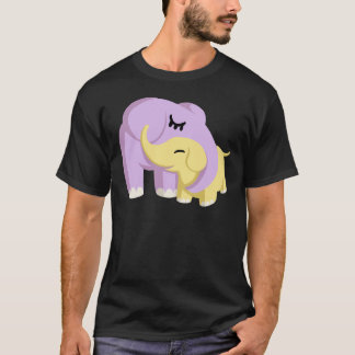 Cupcake and Butters the Elephants T-Shirt