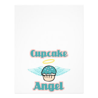 cupcake angel flyer