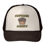 Cupcake Army Mesh Hats