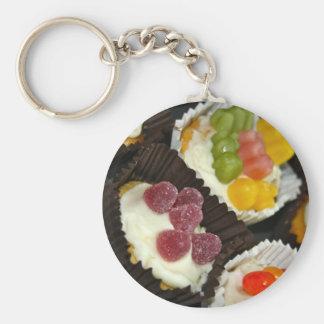 Cupcake  assortment Key Chain