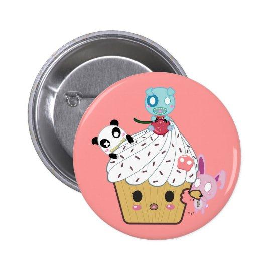 Cupcake Attack! (>_<) Button
