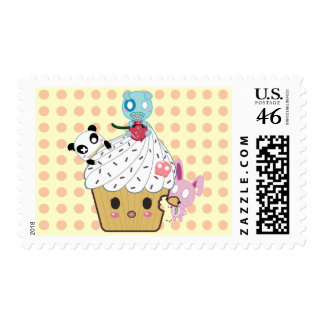 Cupcake Attack _ Postage