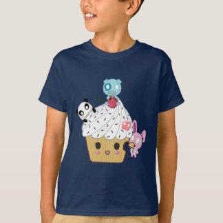 Cupcake Attack! (>_<) T-Shirt
