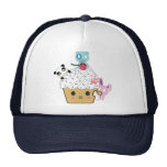 Cupcake Attack! (>_<) Trucker Hat