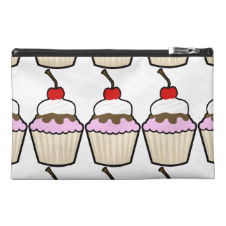 Cupcake Travel Accessory Bags