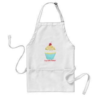 Cupcake Baker Apron