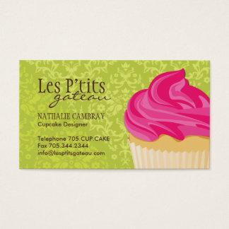 Cupcake Bakery Business Card