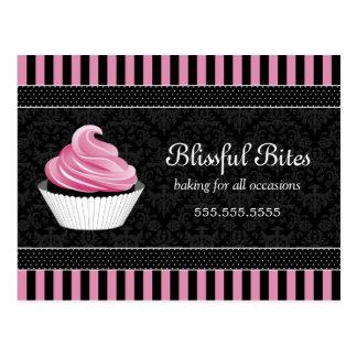 Cupcake Bakery Business Promotional Postcard
