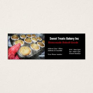 Cupcake Bakery Company Business Card
