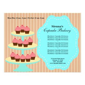 Cupcake Bakery Flyers