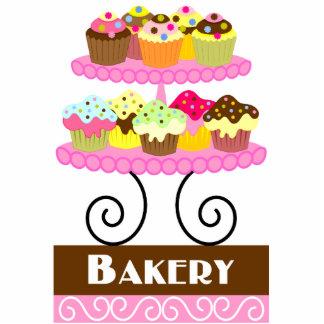 Cupcake Bakery Photo Sculpture