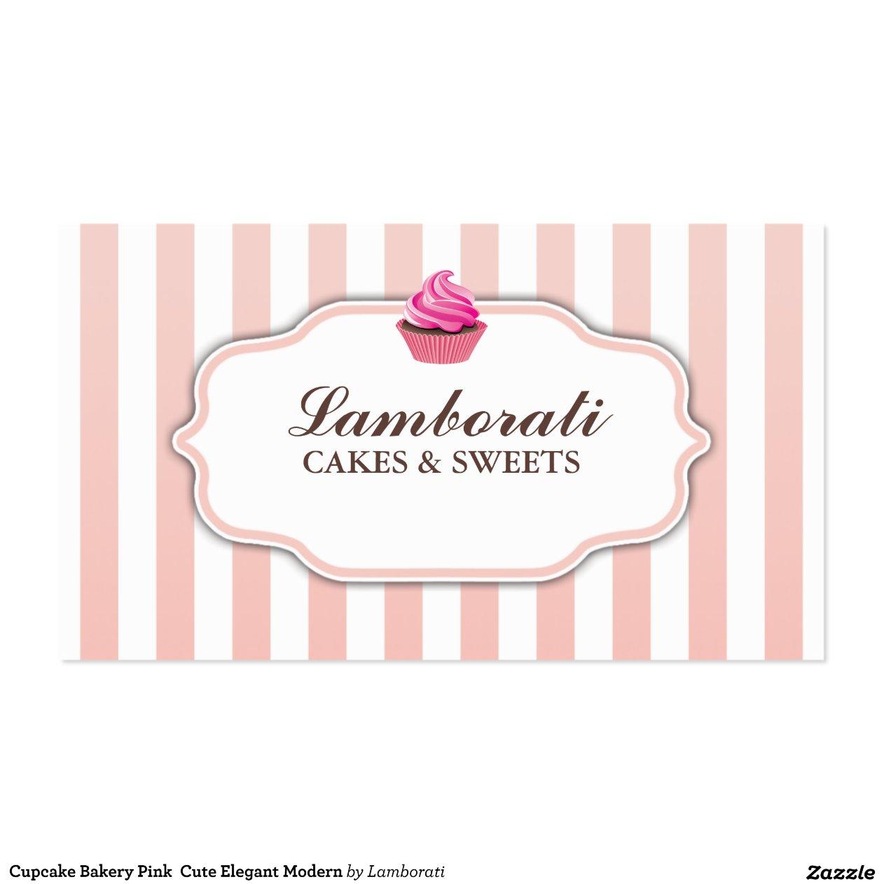 Cute Bakery Cupcake Bakery Pink Cute