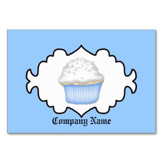 Cupcake Bakery Table,Countertop table card