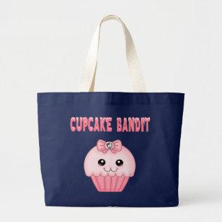 Cupcake Bandit Jumbo Tote Bag