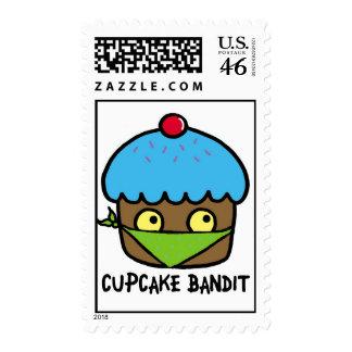 cupcake bandit stamp