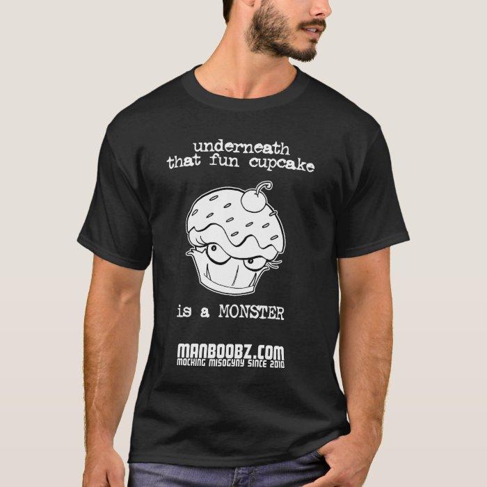 Cupcake Big Donation (dark shirt) T-Shirt
