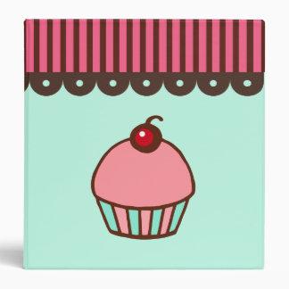 Cupcake Binder