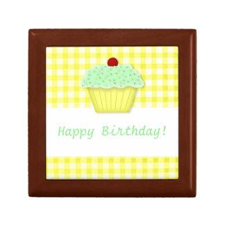 Cupcake Birthday Gift Box
