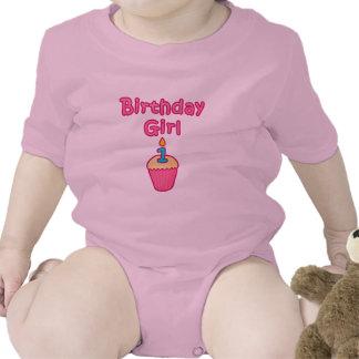 Cupcake Birthday Girl 1 Tee Shirts