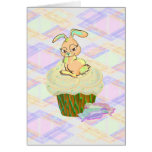Cupcake Bunny Cards