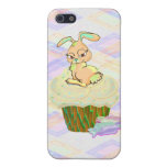 Cupcake Bunny Covers For iPhone 5