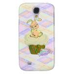 Cupcake Bunny Samsung Galaxy S4 Cases
